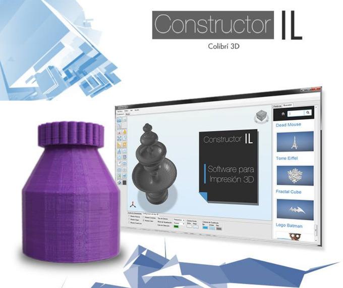 CONSTRUCTOR 3D Design software